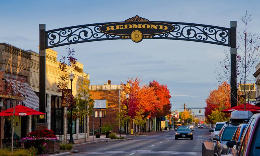 Why are So Many People Moving to Redmond?