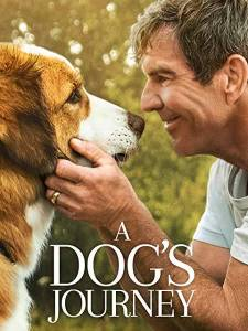 a dog's journey movie cover